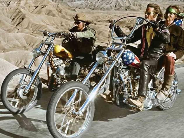 Las motos en el cine, símbolo de evasión y libertad
