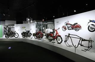 Exposición motos