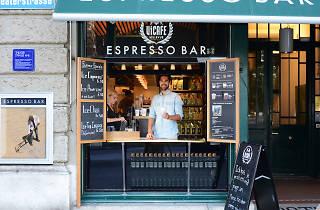 ViCafe Bellevue, Zurich, cafe, restaurant, coffee, Time Out, Switzerland