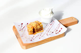 Baklava Pita Gourmet