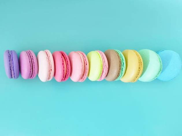 How to score free treats on Macaron Day—for a good cause