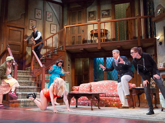Walnut Street Theatre presents comedy Noises Off