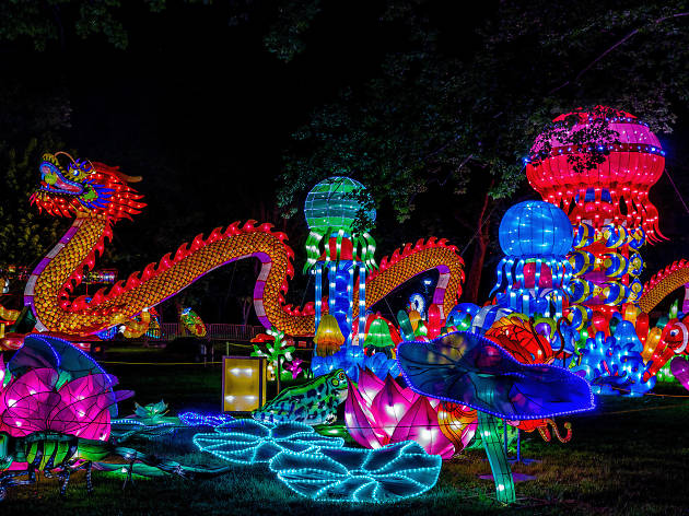 89c68f480 The Philadelphia Chinese Lantern Festival lights up Franklin Square this  May and June