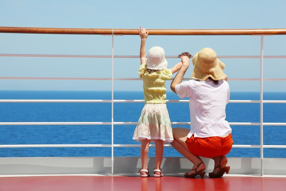 Best family cruises departing from the NYC area