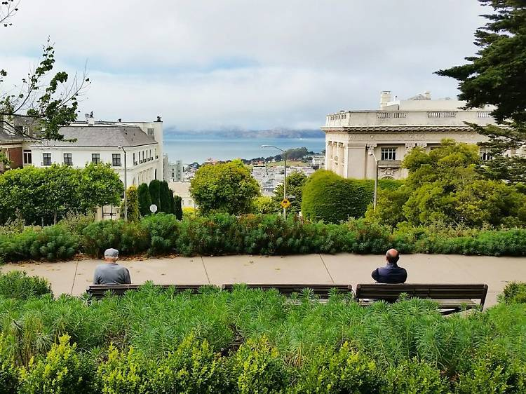 The best parks in San Francisco