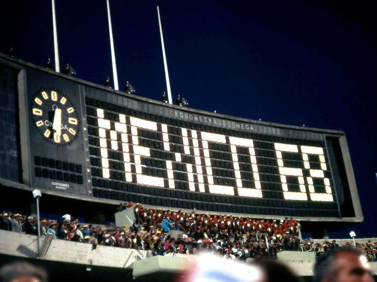 Olimpiada en México