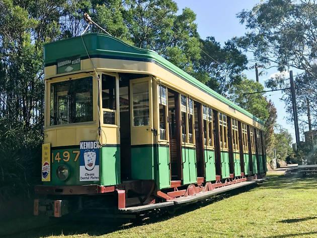 Sydney Tramway Museum