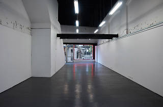 Interior of Campbell Project Space
