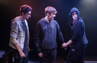 DNA Kings Cross Theatre 2018 photo credit: Clare Hawley