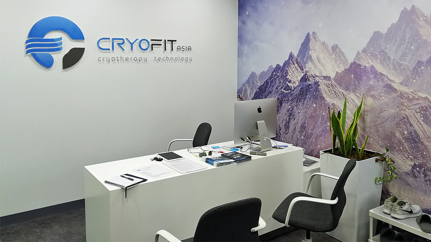 CryoFit Asia