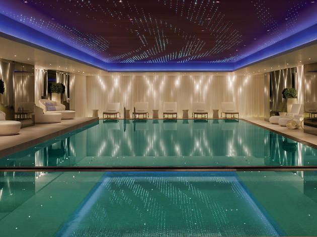 The Mira infinity pool