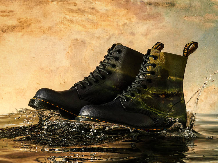 Dr Martens x Tate Britain: JMW Turner Collection