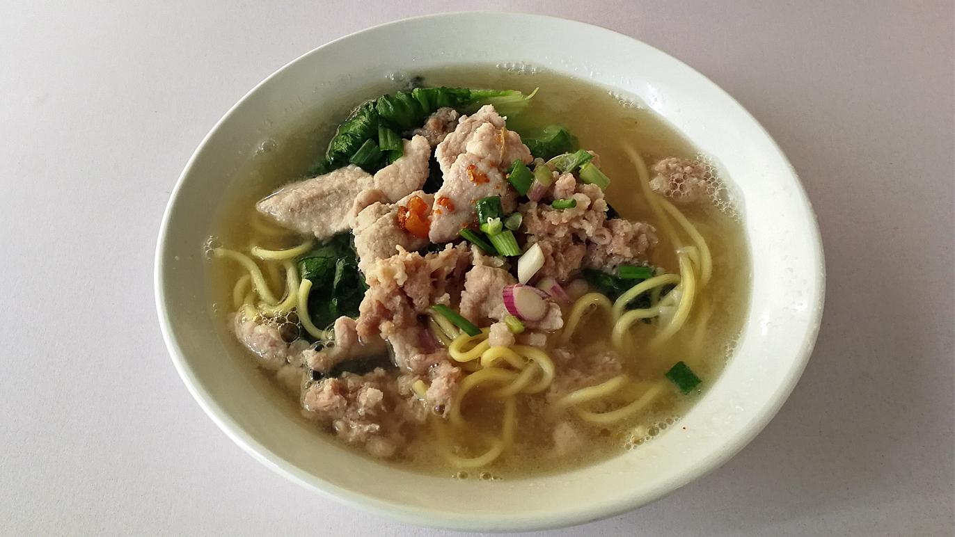 Jalan Pasar pork noodles