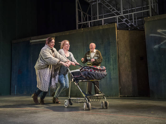 'The Plough and the Stars' review