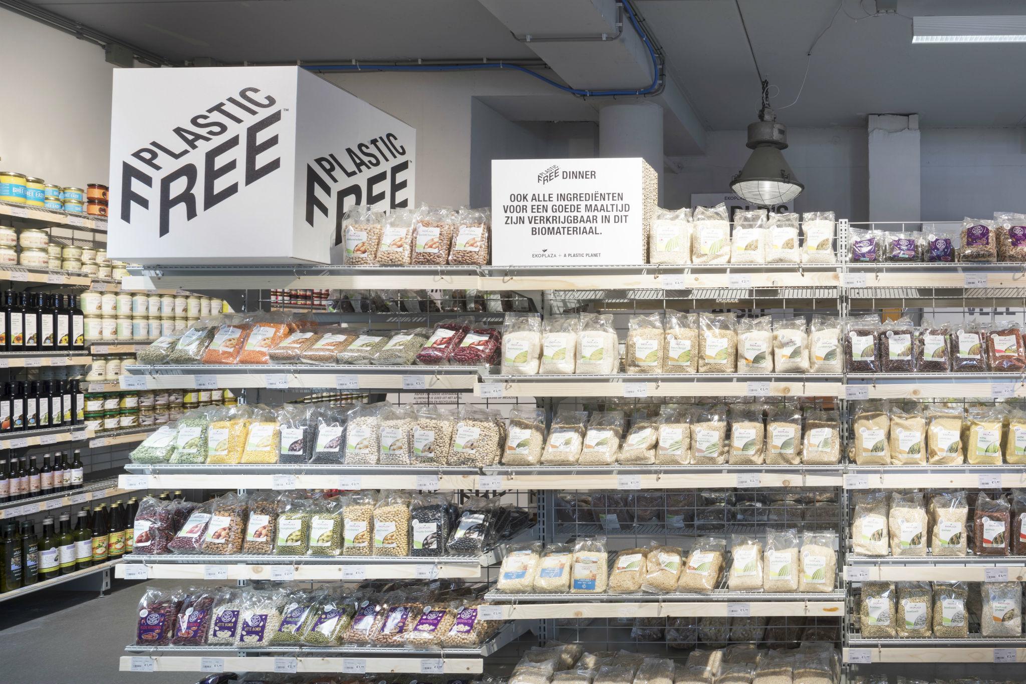 City envy: we want a plastic-free supermarket aisle like Amsterdam