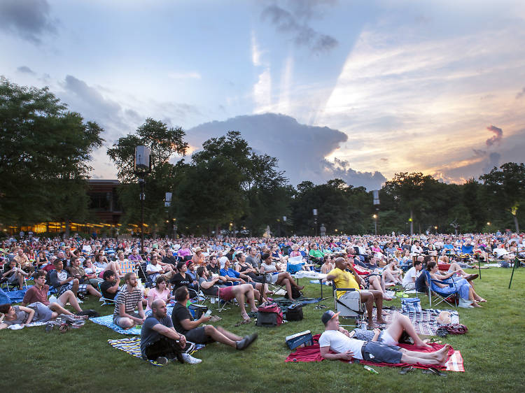 Here's the complete Ravinia Festival lineup