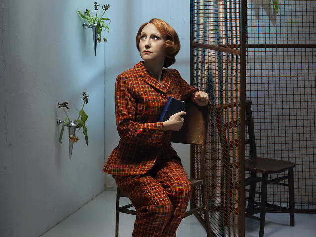 The Prime of Miss Jean Brodie, Donmar Warehouse, Lia Williams
