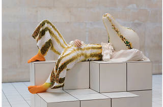 Anthea Hamilton review