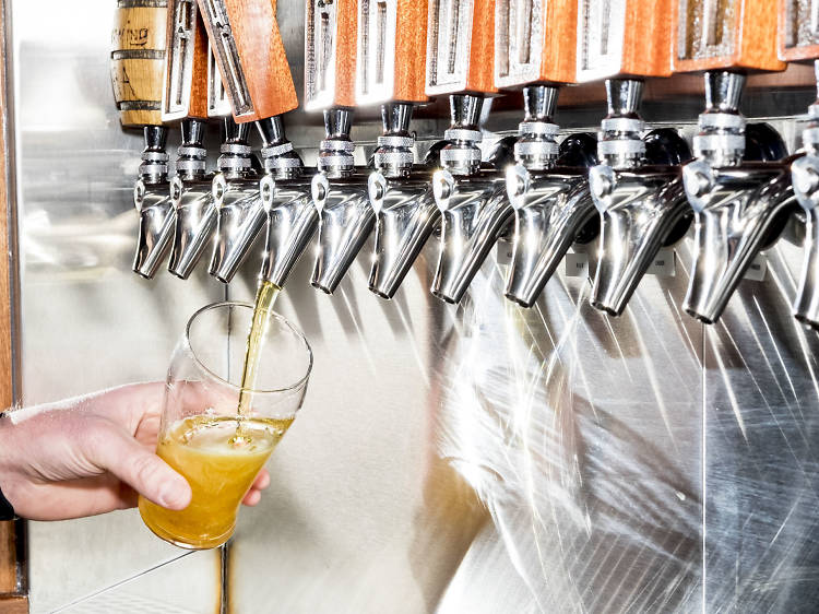 We still love Old Style, but we're increasingly a craft beer town.