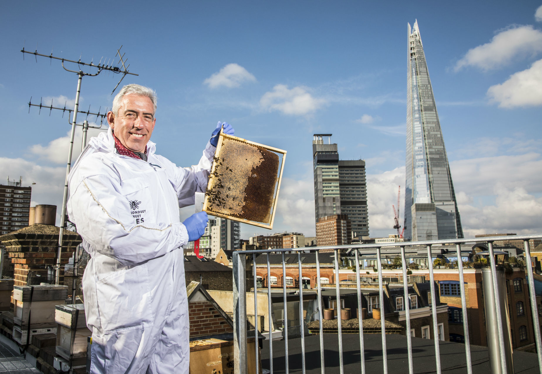 Things you only know if you're a London beekeeper