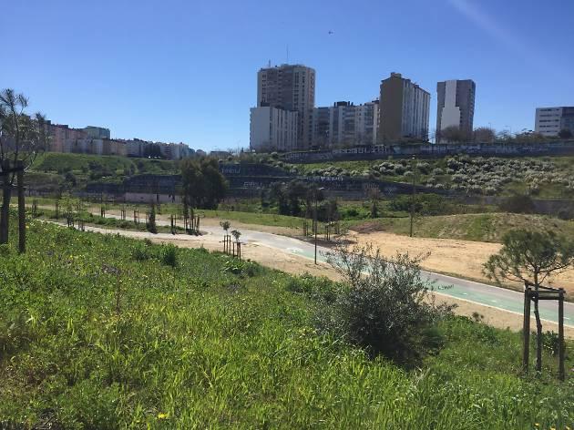 parque urbano do vale da montanha