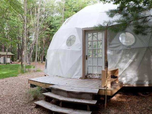 Geo Dome in Woodridge