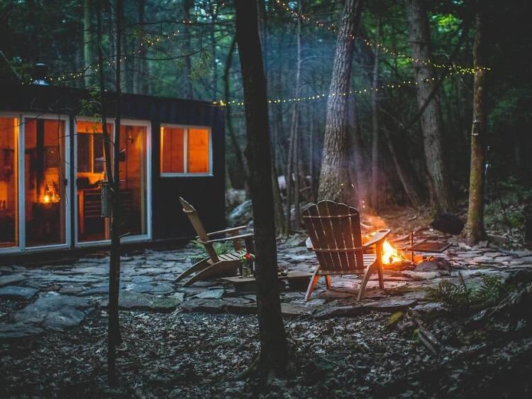 The best Catskills Airbnb rentals