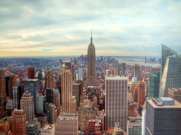 Tourism in New York City hit an all-time high in 2017