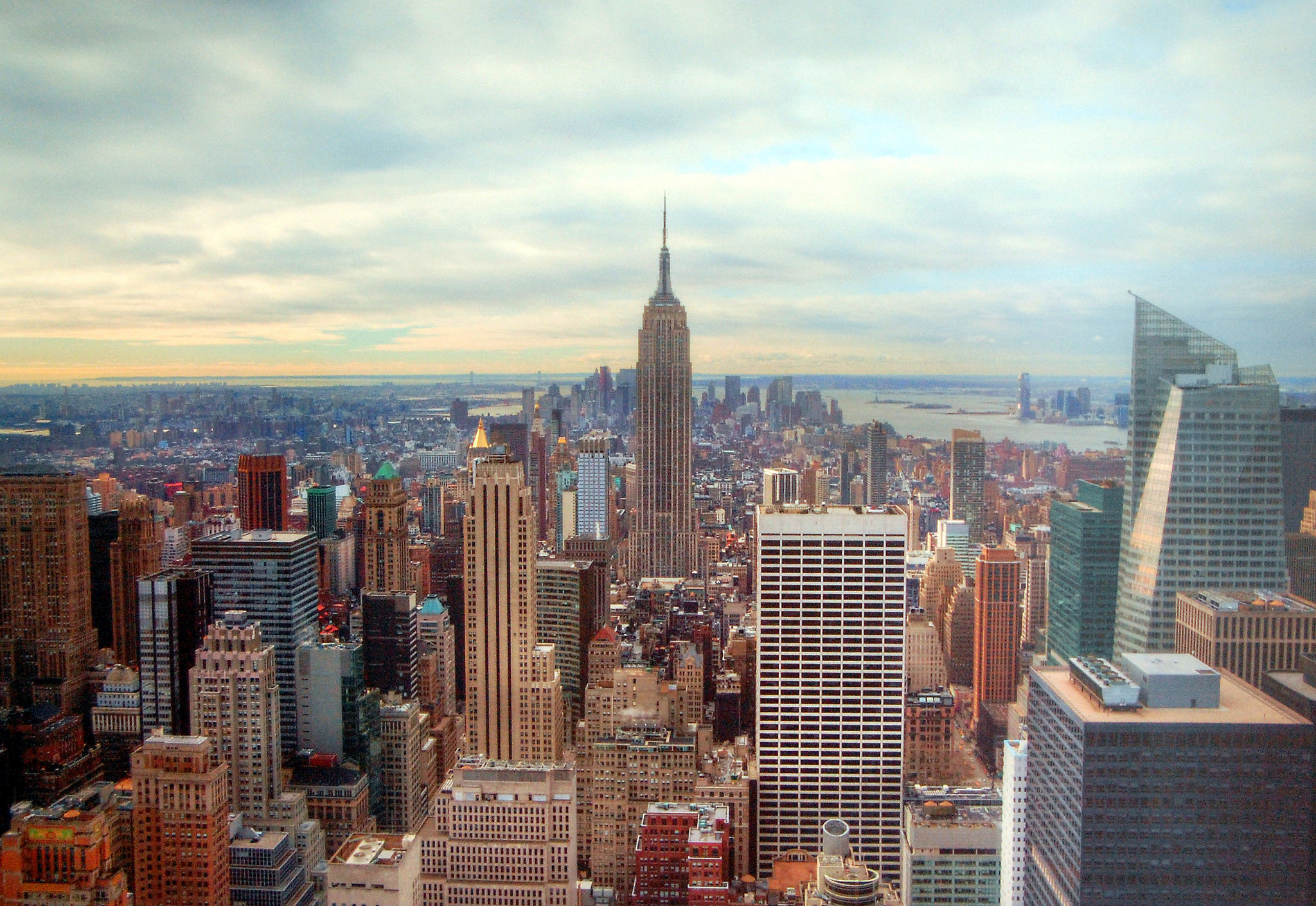 Tourism in NYC hit an all-time high in 2017