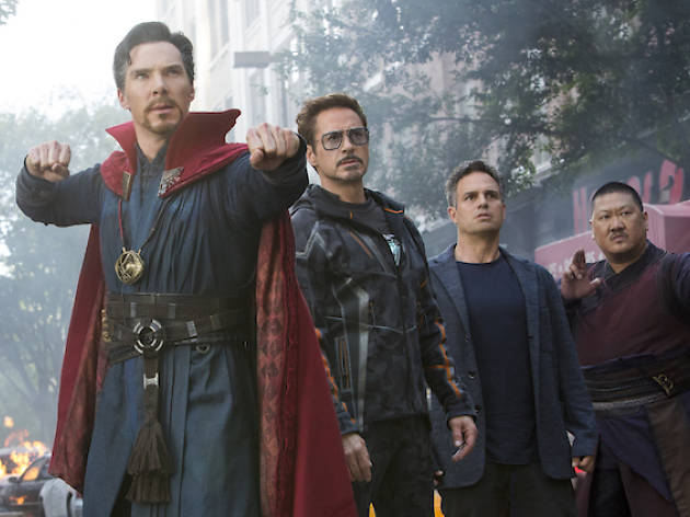 Avengers assemble! Robert Downey Jr, Benedict Cumberbatch and more head to Singapore in April