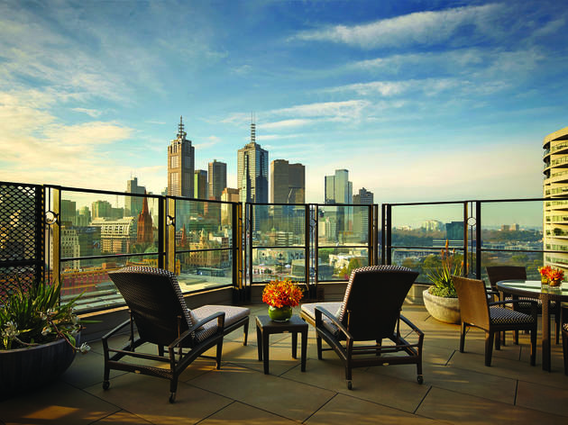 Best hotels in Melbourne