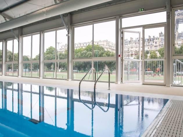 Réouverture de la piscine Emile-Anthoine