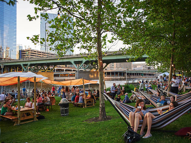 Roving beer garden Parks on Tap comes to Philadelphia each spring