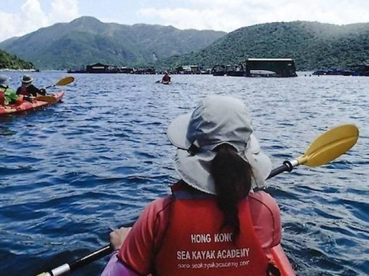 Tap Mun Kayak Tour