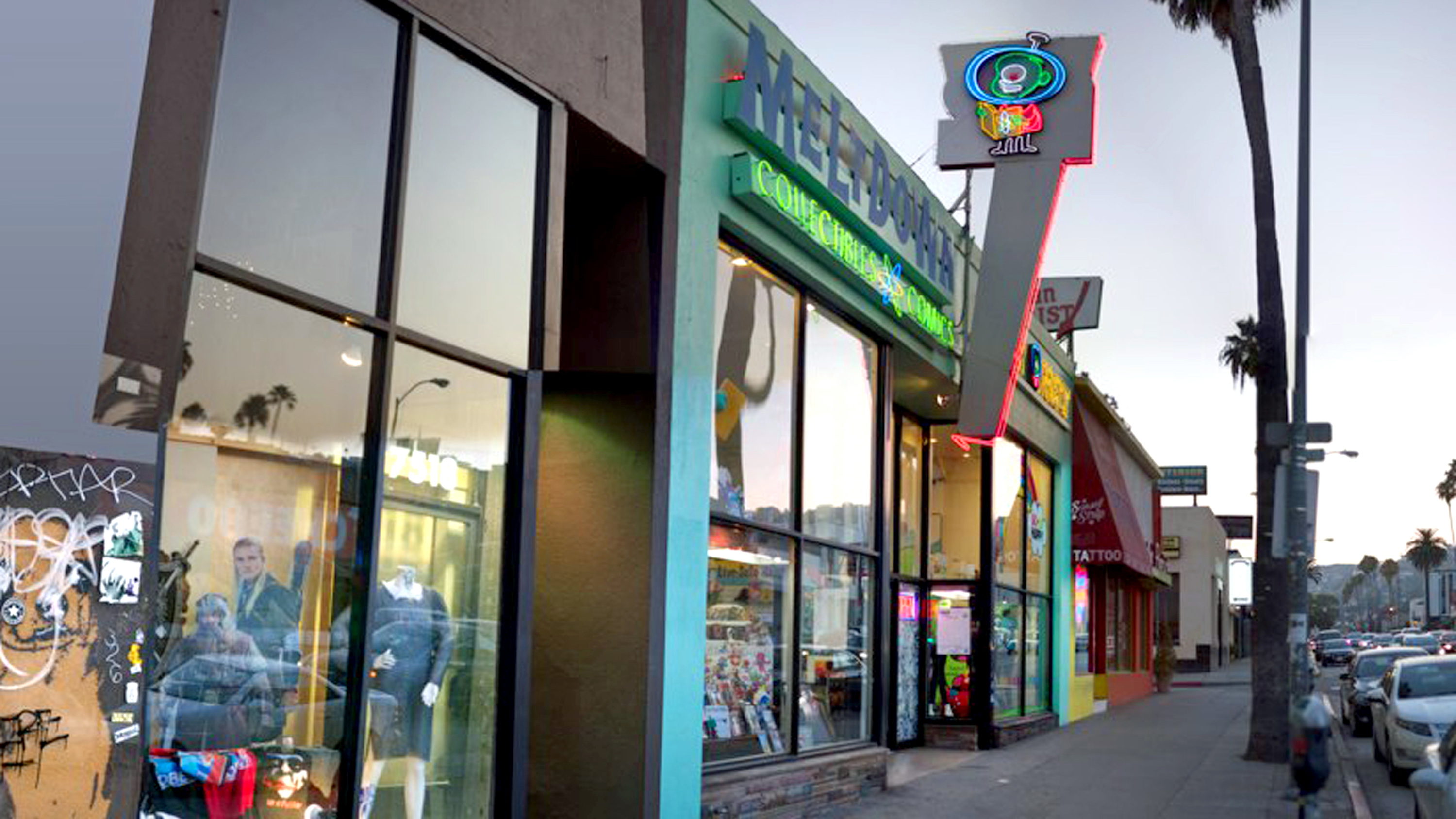 Meltdown Comics and NerdMelt, one of L.A.'s best comedy venues, are closing