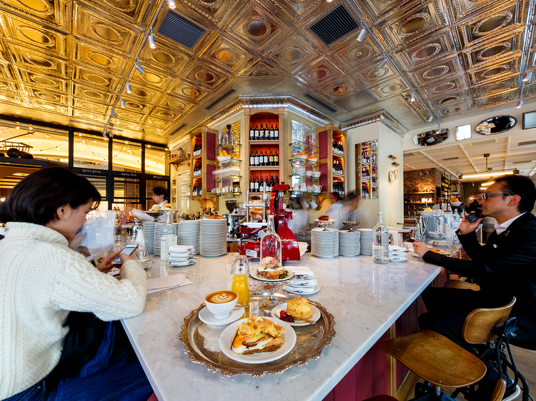 東京ミッドタウン日比谷で行くべき5のレストラン