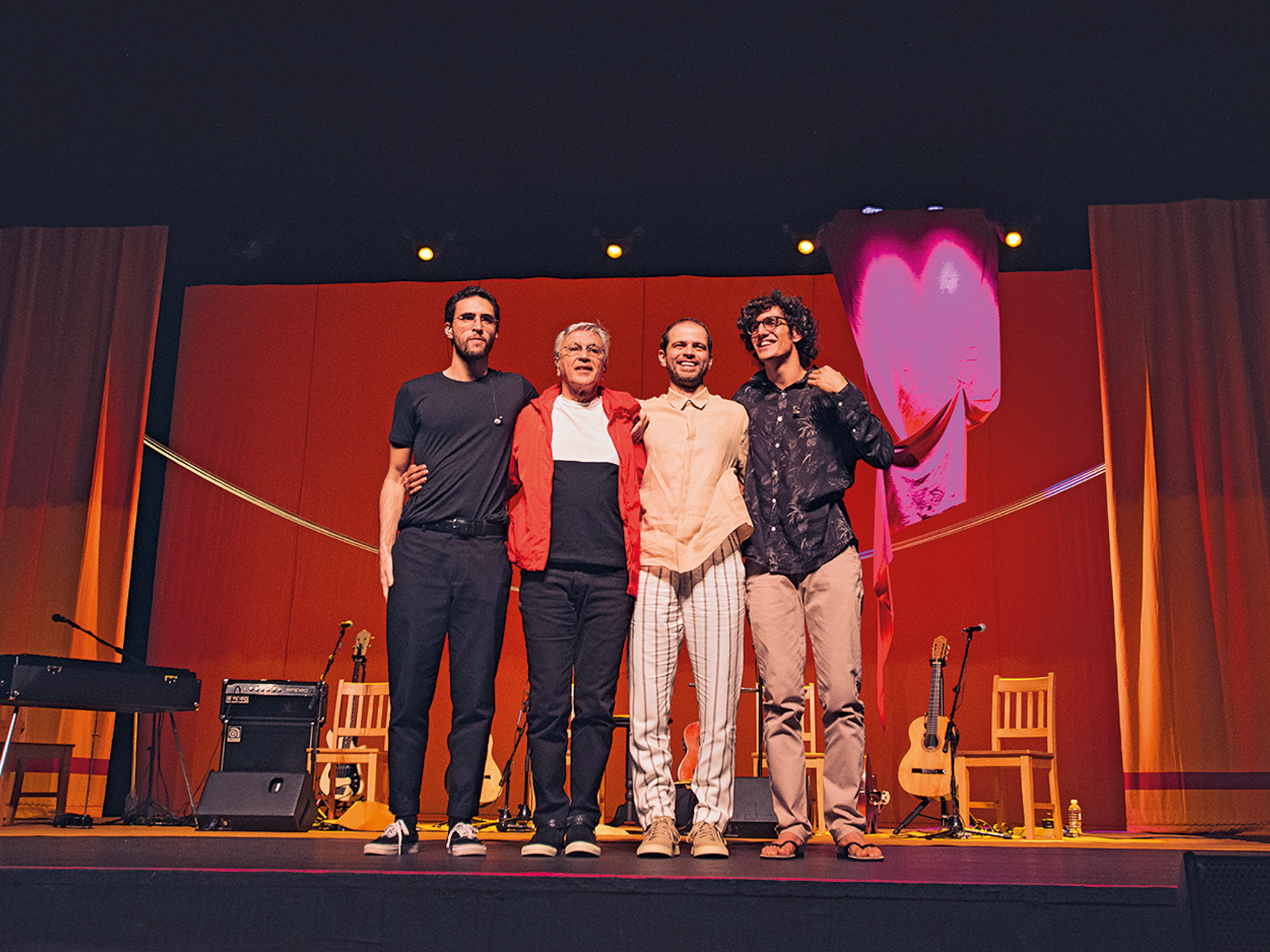 Caetano Veloso e Filhos