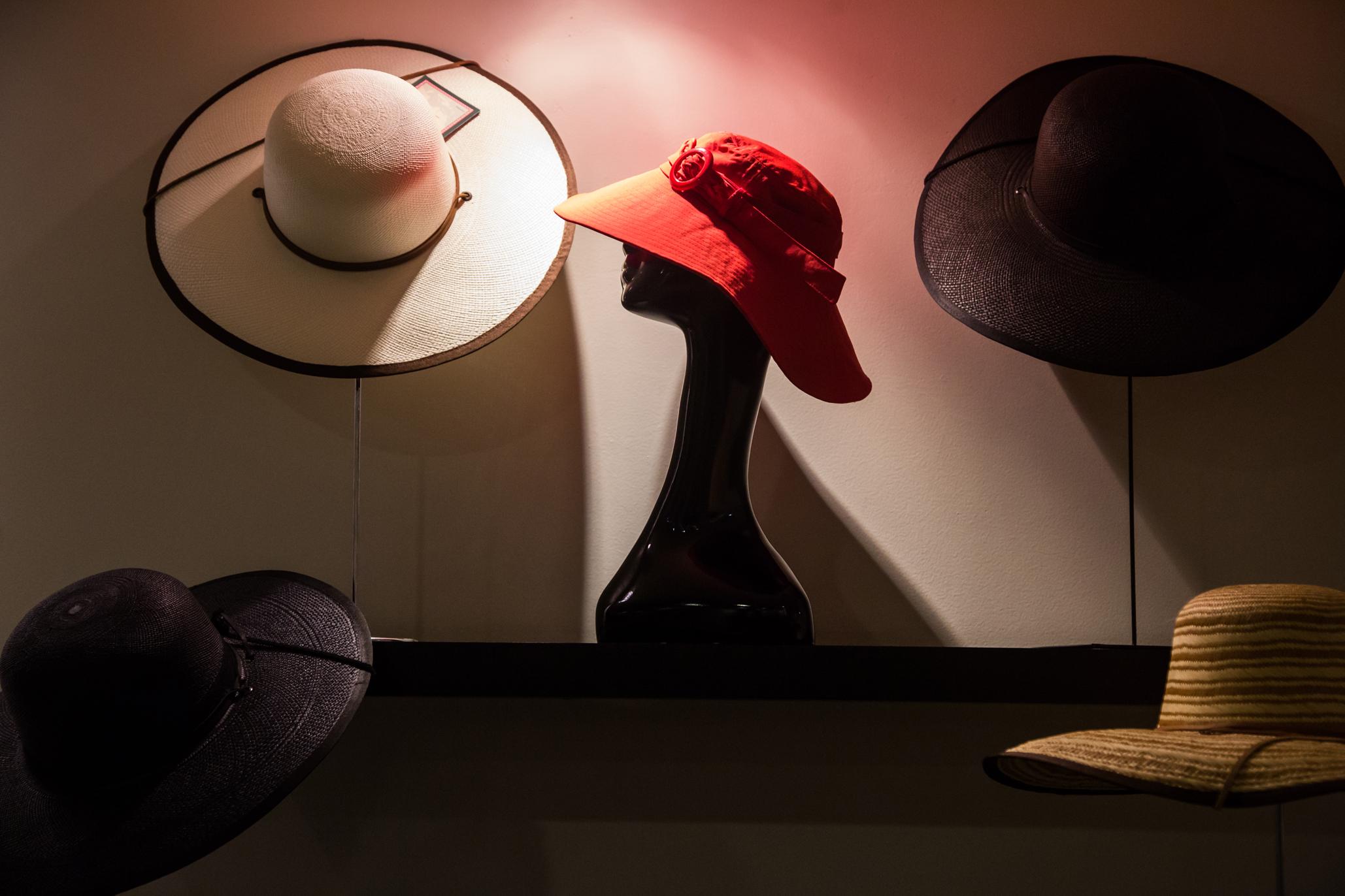 Sombreros Tardán (Foto: Alejandra Carbajal)