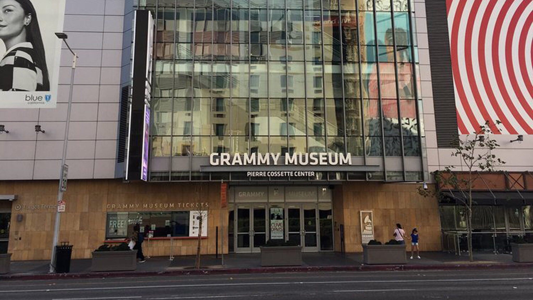 Grammy Museum Latin Music Launch Party