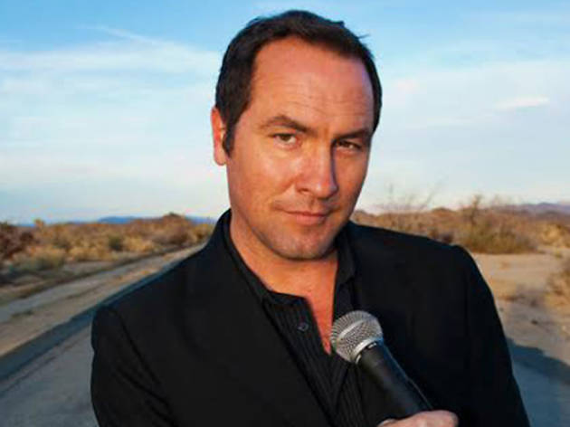 Tom Rhodes at the Laugh Factory