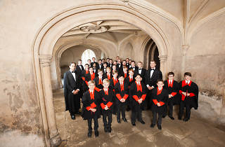 The Choir of St John's College