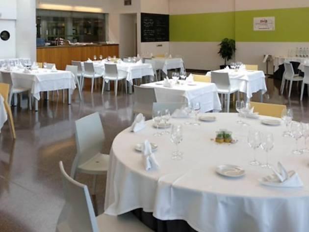 INS Escola d'Hoteleria i Turisme de Barcelona - Restaurant (Menú del Dia)