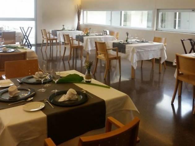 INS Escola d'Hoteleria i Turisme de Barcelona - Restaurant Pedagògic (Menú Degus