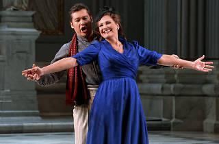 Tosca Opera Australia 2018 photo credit: Prudence Upton