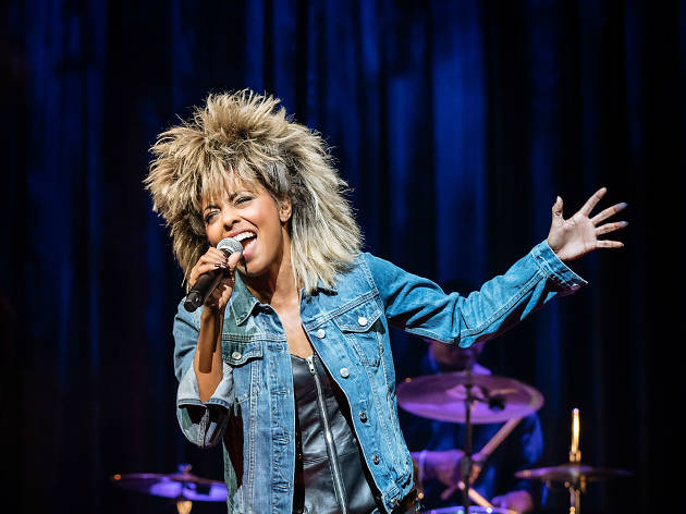 Adrienne Warren as Tina Turner