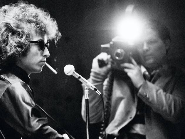 I'm not there. Bob Dylan