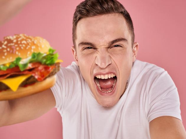 Campanya #desfogate Burger King