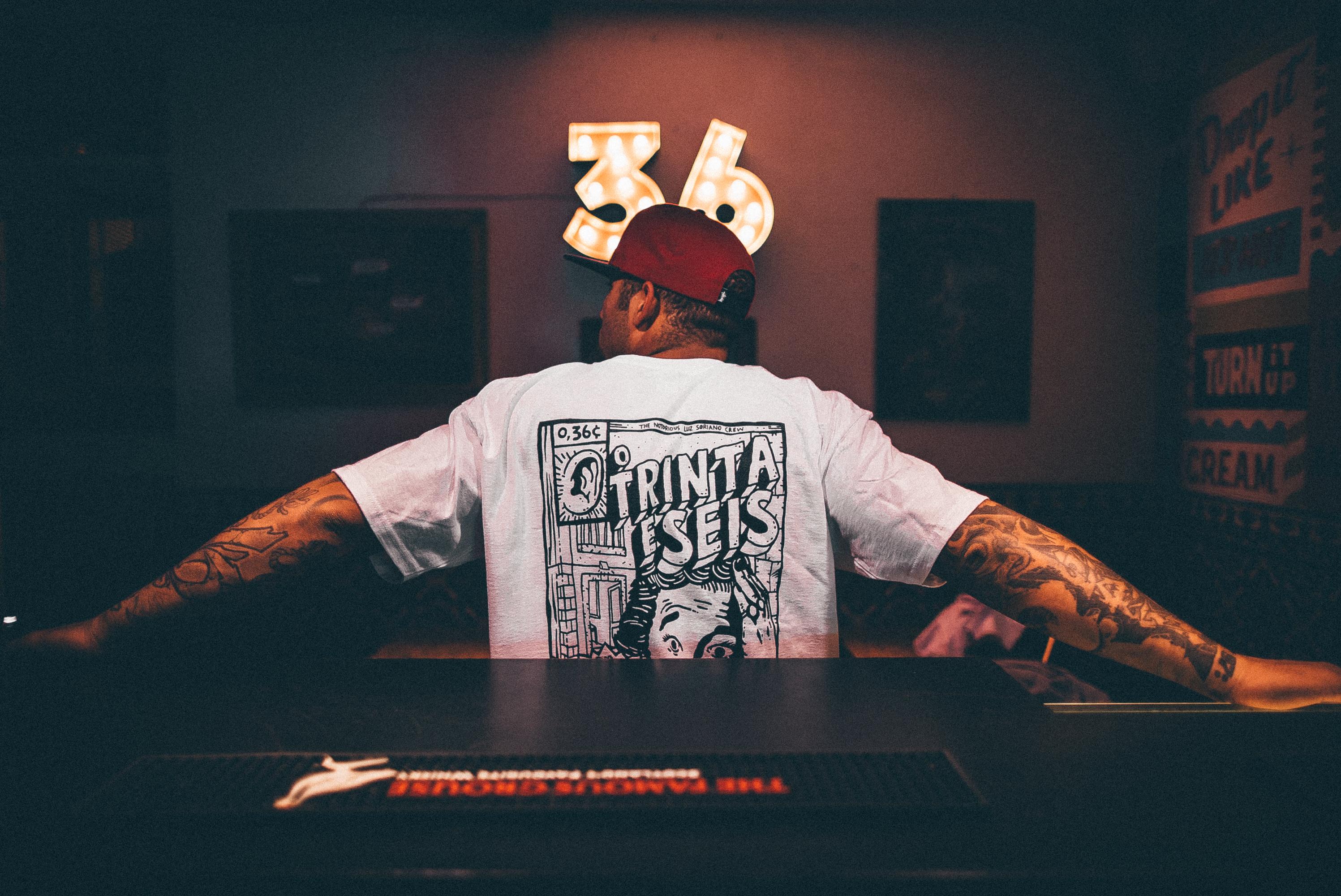 36 bar