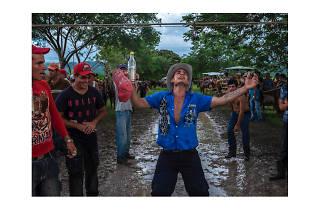 Carlos Cazalis, ganador del premio World Press Photo 2009