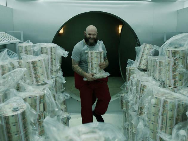La segunda temporada de La casa de papel en Netflix